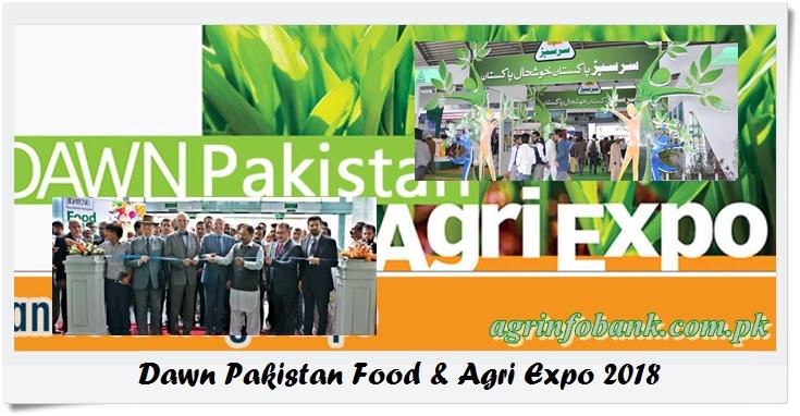 Dawn Pakistan Food & Agri Expo