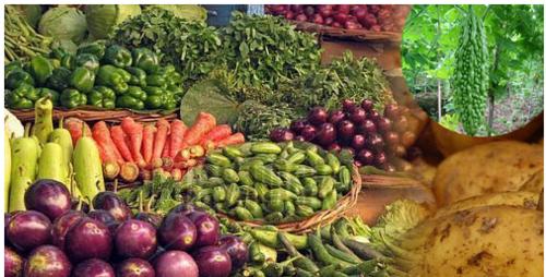 Kharif Vegetables