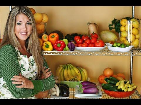 Vegetables grow in Summer (Urdu)