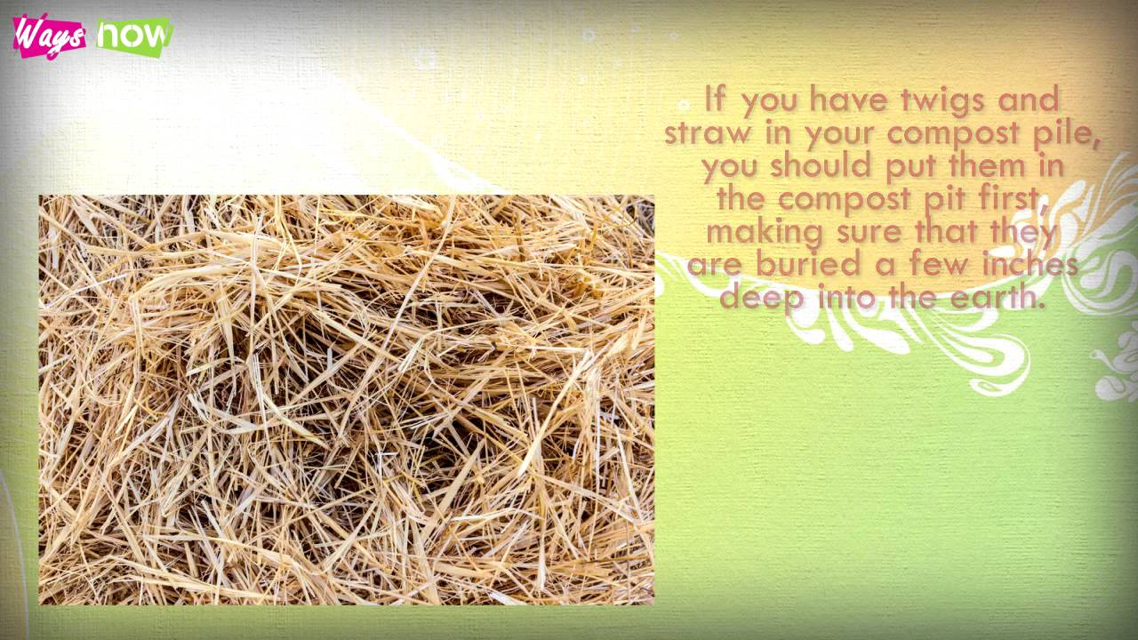 Garden Compost Making Process, Steps, and Guide