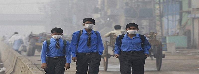 India accountable for 70 p.c smog in Pakistan