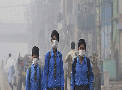 Cross-border crop burning cause smog in Lahore