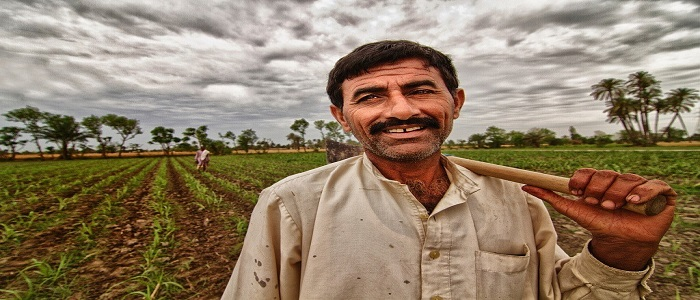 Development in agriculture sector can't be materialized with out resolving farmer's issues